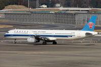 B-2288 @ RJAA - China Southern A321 at Narita