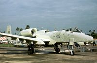76-0529 @ HRL - Another view of the A-10A on static display at the 1978 Confederate Air Force Airshow. - by Peter Nicholson