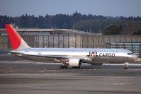 JA631J @ RJAA - JAL Cargo B767 at Narita