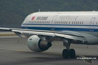 B-6383 @ VHHH - Air China - by Michel Teiten ( www.mablehome.com )