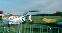 F-BEGG @ LFFQ - Piper J3 Cub at the Meeting Aerien La-Ferte-Alais, Cerny 1997