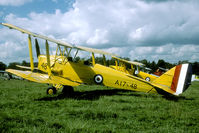G-BPHR @ WOBURN - participant of the 2004 moth Ralley.