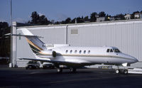 N428AS @ KBFI - KBFI (W/O Beaumont TX 20th Sept 2003 on a training flight)