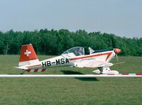 F-AZJF @ LFFQ - Hirth Acrostar at the Meeting Aerien La-Ferte-Alais, Cerny 1997