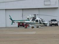 N174SC @ FTW - Seminole County Sheriff helo at Meacham Field - by Zane Adams