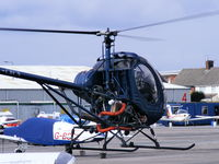 G-CBCN @ EGGP - HELICENTRE LIVERPOOL LTD, Previous ID: EI-CWS - by Chris Hall