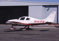 N141PB @ CCR - Visitor - by Bill Larkins