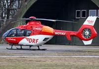 D-HDRO @ EDSB - DRF Deutsche Rettungsflugwacht Eurocopter EC-135P2+,c/n 0657 - by G.Rühl