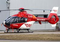 D-HDRT @ EDSB - DRF - Deutsche Rettungsflugwacht Eurocopter EC-135-P2 - by G.Rühl