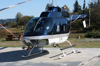 C-FEBO - C-FEBO Bell 206B - by E Grattan