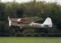 G-AGXU photo, click to enlarge