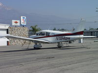N16484 @ CCB - Parked at Foothill Aircraft Sales and Service Cable Airport - by Helicopterfriend
