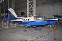 OO-TAO - at Museum Hermeskeil, Germany - by Volker Hilpert