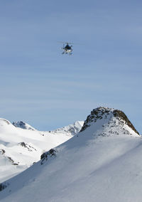 F-GIZG - Flying over Col de Tramassel, Hautes Pyrenees. - by Paddy Sweeney