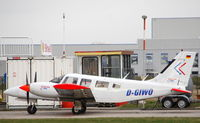 D-GIWO @ EDAD - ex N4579X at Dessau Airfield - by Holger Zengler
