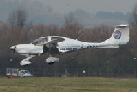 G-OCCU @ EGBJ - Cabair Training Flight