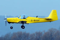 G-BUUF @ EGBJ - Slingsby T67M at Gloucestershire Airport