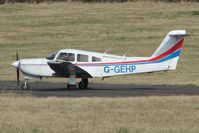 G-GEHP @ EGBJ - Piper Pa-28RT-201 at Gloucestershire Airport