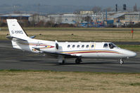 G-YPRS @ EGBJ - Cessna Citation 500-0935