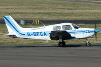 G-GFCA @ EGBJ - Piper Pa-28-161 at Gloucestershire Airport