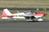 G-BGBA @ EGBJ - Robin R2100A at Gloucestershire Airport