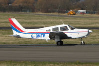 G-BMTR @ EGBJ - Piper Pa-28-161 at Gloucestershire Airport