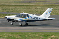 G-VALY @ EGBJ - Socata TB21 at Gloucestershire Airport - by Terry Fletcher