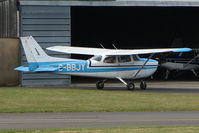 G-BBJY @ EGBJ - Cessna 172M at Gloucestershire Airport