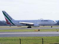 I-AIGH @ EGCC - Air Italy - by Chris Hall