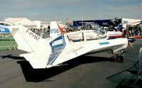 F-PYBZ @ LFPB - Delta Dyke at the Aerosalon Paris 1997