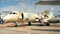 RA-91005 @ LFPB - Ilyushin Il-114T freighter prototype at the Aerosalon Paris 1997
