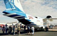 UR-74038 @ LFPB - Antonov An-74TK at the Aerosalon Paris 1997