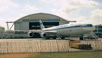 RA-96101 @ LFPB - Ilyushin Il-96-400T of Aeroflot at the Aerosalon Paris 1997