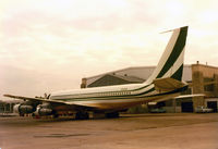 VR-CAN @ FTW - At Meacham Field - this aircraft was originally sold to Quantas as VH-EBH - VIP Conversion in 1978 - reportedly used by the Shah of Iran after he was deposed.