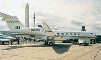 N502GV @ LFPB - Gulfstream G-1159 Gulfstream V at the Aerosalon Paris 1997