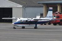 G-ORED @ EGBJ - BN2T Islander at Staverton