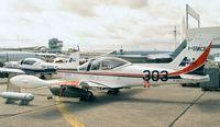 I-SMCE @ LFPB - SIAI-Marchetti SF.260E at the Aerosalon Paris 1997