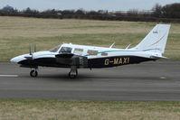 G-MAXI @ EGBJ - Piper Pa-34-200T at Staverton