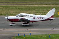 G-OPET @ EGBJ - Piper PA-28-181