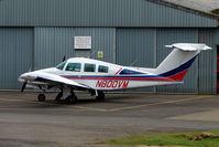 N800VM @ EGBJ - Beech 76 Duchess at Staverton