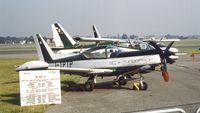 I-TPTP @ EGLF - SIAI-Marchetti SF.260TP at Farnborough International 1982