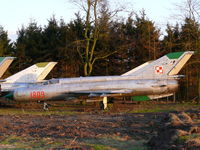 1809 - Mikoyan Mig21M Fishbed 1809 Polish Air Force part of the collection of Mr Piet Smets from Baarlo (PH) and stored in a small compound in Kessel (PH) - by Alex Smit