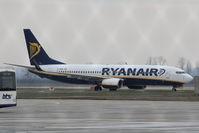 EI-DHM @ LZIB - Boeing 737-8As