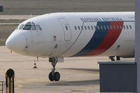 OM-BYR @ LZIB - Slovak Government Tupolev 154