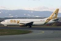 TC-SKG @ LOWG - Flight to AYT/LTAI