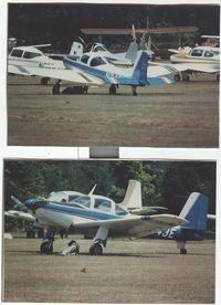 N343E @ 3JC - 1951 Meyers MAC-145 - by unknown