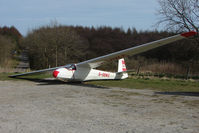 G-DDKC - Glider at Sutton Bank