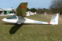 G-CHVR - Glider at Sutton Bank
