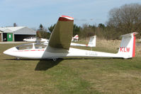 G-CKLW - Glider at Sutton Bank