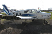 G-BSSE @ EGNG - The other side of G-BSSE at Bagby